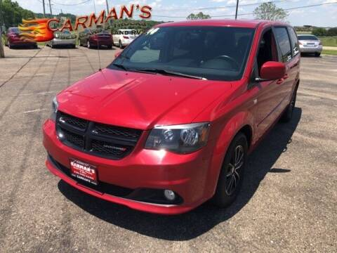 2014 Dodge Grand Caravan for sale at Carmans Used Cars & Trucks in Jackson OH