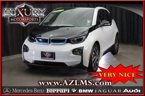 2017 BMW i3 for sale at Luxury Motorsports in Phoenix AZ