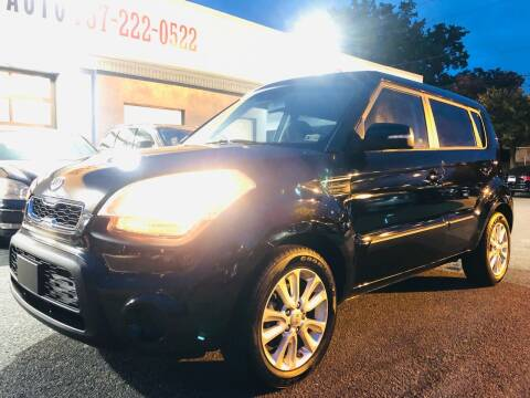 2012 Kia Soul for sale at Trimax Auto Group in Norfolk VA