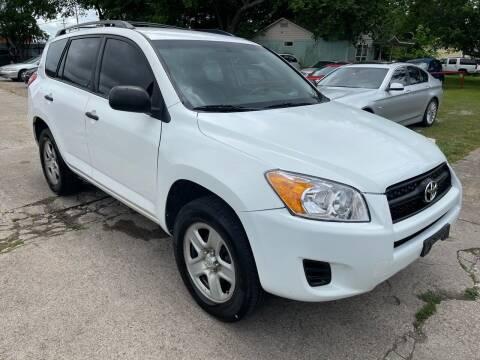 2012 Toyota RAV4 for sale at Texas Select Autos LLC in Mckinney TX