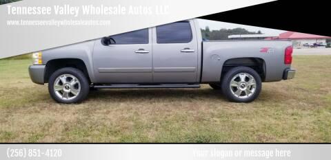 2008 Chevrolet Silverado 1500 for sale at Tennessee Valley Wholesale Autos LLC in Huntsville AL