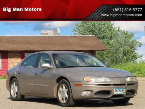 2001 Oldsmobile Aurora for sale at Big Man Motors in Farmington MN