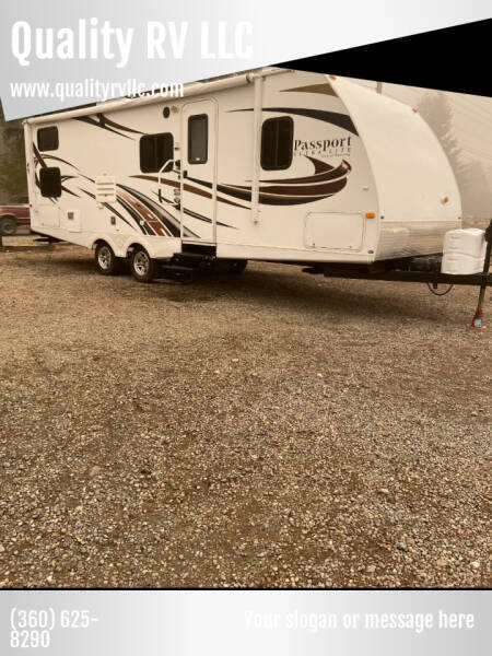 2014 passport grand toring 2650 BH Travel Traier - Enumclaw WA