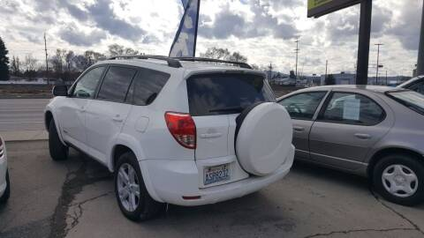 2007 Toyota RAV4 for sale at Direct Auto Sales+ in Spokane Valley WA