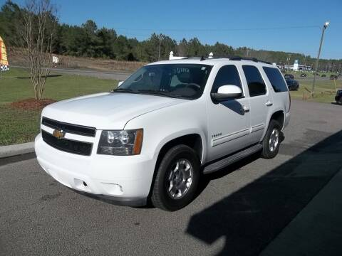 2012 Chevrolet Tahoe for sale at Anderson Wholesale Auto in Warrenville SC