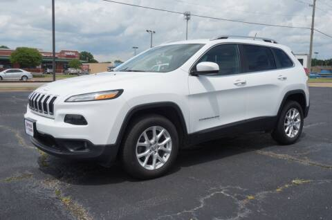 2018 Jeep Cherokee for sale at Certified Auto Center in Tulsa OK