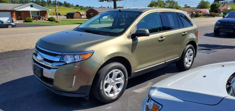 2013 Ford Edge for sale at Gallia Auto Sales in Bidwell OH