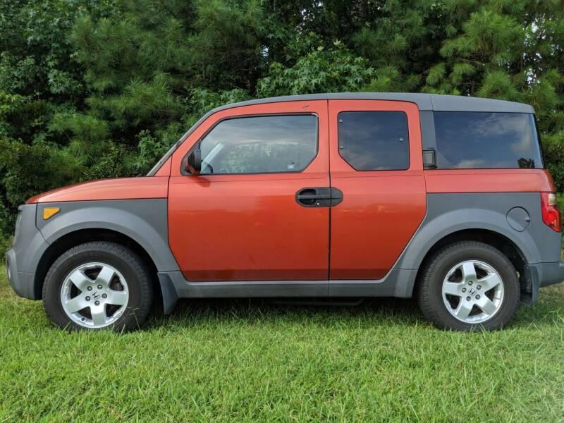 2004 Honda Element for sale at Harris Motors Inc in Saluda VA