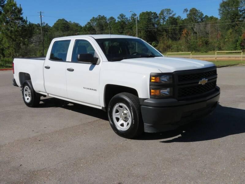 2015 Chevrolet Silverado 1500 for sale at Access Motors Co in Mobile AL