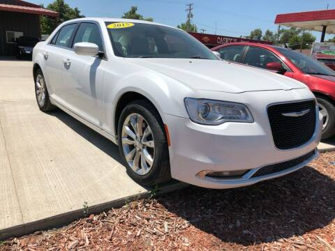 2015 Chrysler 300 for sale at Angels Auto Sales in Great Bend KS