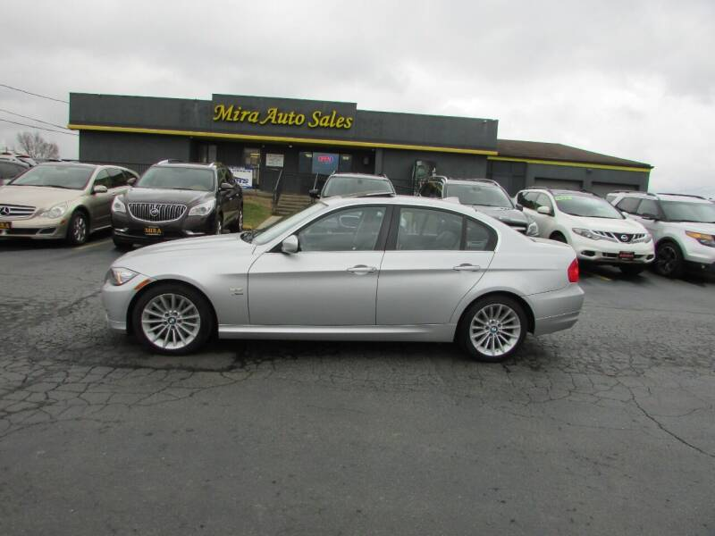 2011 BMW 3 Series for sale at MIRA AUTO SALES in Cincinnati OH