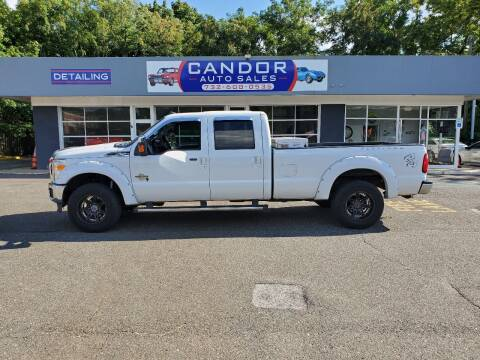 2012 Ford F-250 Super Duty for sale at CANDOR INC in Toms River NJ