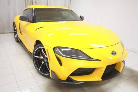2020 Toyota GR Supra for sale at EMG AUTO SALES in Avenel NJ