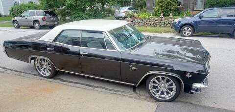1965 Chevrolet Caprice for sale at Carroll Street Auto in Manchester NH
