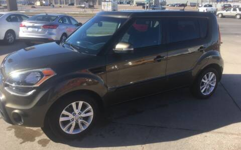 2013 Kia Soul for sale at Bramble's Auto Sales in Hastings NE