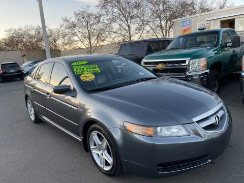 2005 Acura TL for sale at Black Diamond Auto Sales Inc. in Rancho Cordova CA