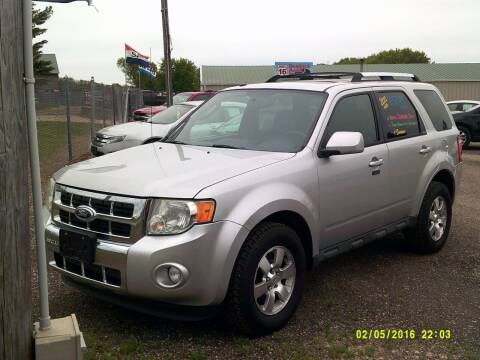 2011 Ford Escape for sale at Highway 16 Auto Sales in Ixonia WI