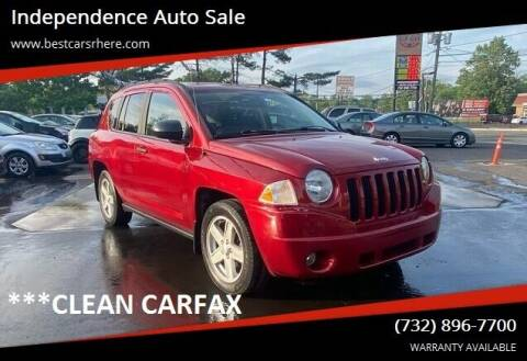2007 Jeep Compass for sale at Independence Auto Sale in Bordentown NJ