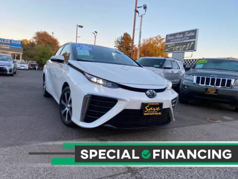 2016 Toyota Mirai for sale at Save Auto Sales in Sacramento CA