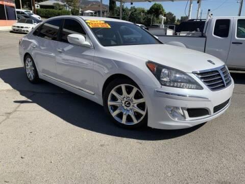 2012 Hyundai Equus for sale at CAR CITY SALES in La Crescenta CA