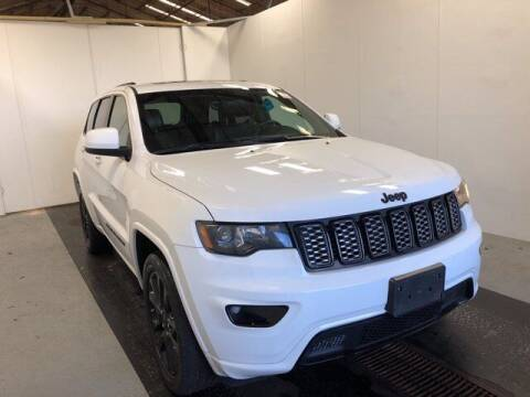 2017 Jeep Grand Cherokee for sale at DeluxeNJ.com in Linden NJ