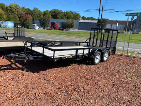 2021 Kaufman 7x14 for sale at Big Daddy's Auto in Winston-Salem NC