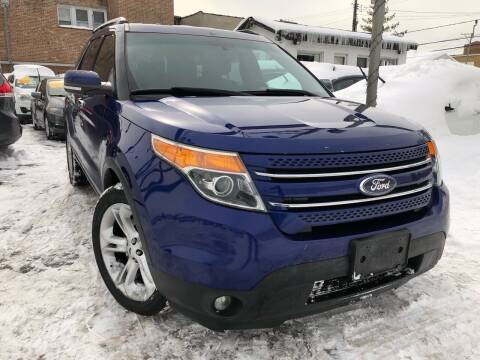 2013 Ford Explorer for sale at Jeff Auto Sales INC in Chicago IL