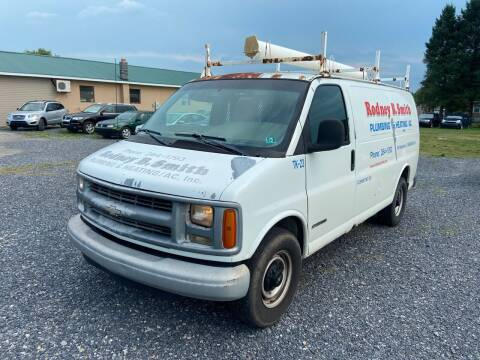 2000 Chevrolet Express Cargo for sale at US5 Auto Sales in Shippensburg PA