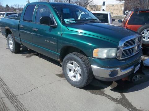2003 Dodge Ram Pickup 1500 for sale at A Plus Auto Sales/ - A Plus Auto Sales in Sioux Falls SD