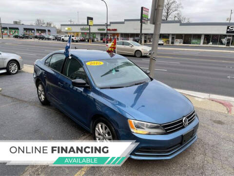 2015 Volkswagen Jetta for sale at JBA Auto Sales Inc in Stone Park IL