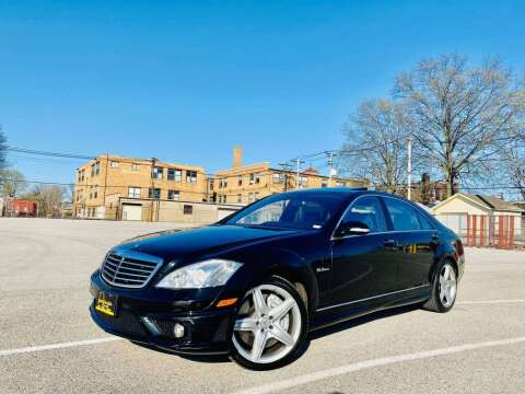 2008 Mercedes-Benz S-Class for sale at ARCH AUTO SALES in St. Louis MO