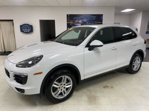 2016 Porsche Cayenne for sale at Used Car Outlet in Bloomington IL