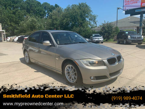 2010 BMW 3 Series for sale at Smithfield Auto Center LLC in Smithfield NC