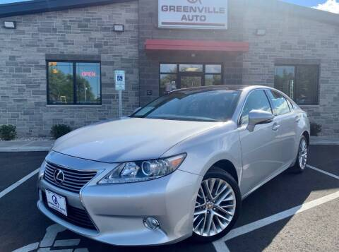 2013 Lexus ES 350 for sale at GREENVILLE AUTO in Greenville WI