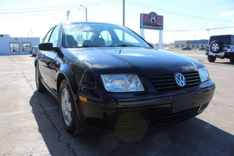 2002 Volkswagen Jetta for sale at B & B Car Co Inc. in Clinton Twp MI