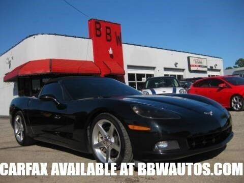 2005 Chevrolet Corvette for sale at Best Buy Wheels in Virginia Beach VA