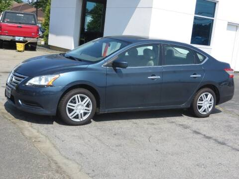 2014 Nissan Sentra for sale at Price Auto Sales 2 in Concord NH