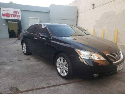2008 Lexus ES 350 for sale at Joy Motors in Los Angeles CA
