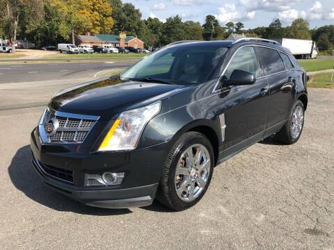 2011 Cadillac SRX for sale at CVC AUTO SALES in Durham NC