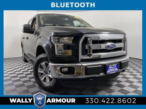 2015 Ford F-150 for sale at Wally Armour Chrysler Dodge Jeep Ram in Alliance OH