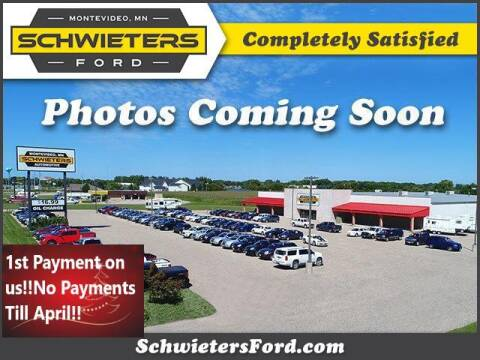 2016 Chevrolet Cruze Limited for sale at Schwieters Ford of Montevideo in Montevideo MN