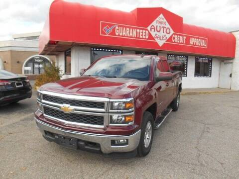 2015 Chevrolet Silverado 1500 for sale at Oak Park Auto Sales in Oak Park MI