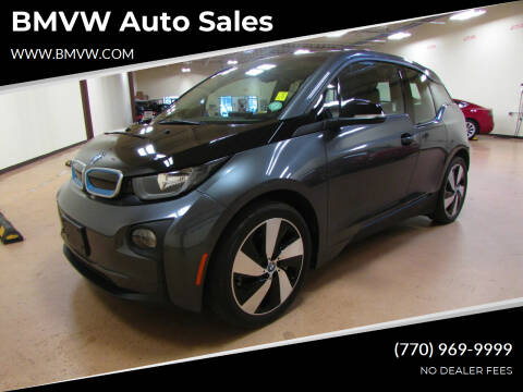2016 BMW i3 for sale at BMVW Auto Sales - Plug-In Hybrids in Union City GA