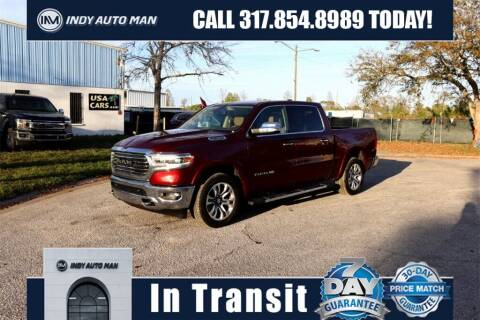 2020 RAM Ram Pickup 1500 for sale at INDY AUTO MAN in Indianapolis IN