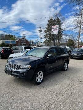 2014 Jeep Compass for sale at NEWFOUND MOTORS INC in Seabrook NH