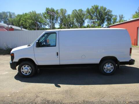2008 Ford E-Series Cargo for sale at Chaddock Auto Sales in Rochester MN