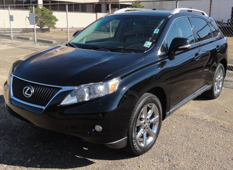 2010 Lexus RX 350 for sale at JACKSON LEASE SALES & RENTALS in Jackson MS