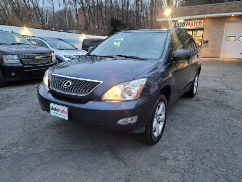 2005 Lexus RX 330 for sale at Auto Match in Waterbury CT