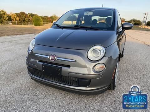 2013 FIAT 500 for sale at Destin Motors in Plano TX
