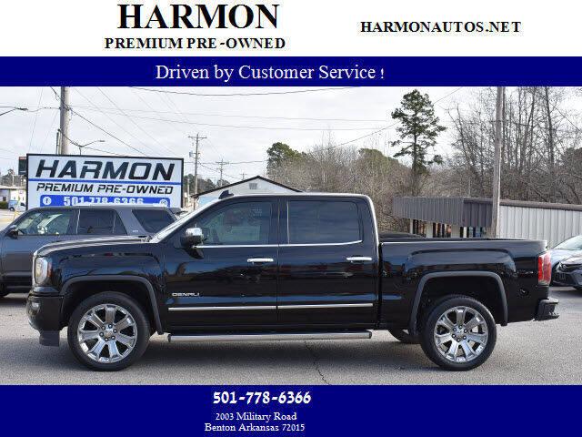 2017 GMC Sierra 1500 for sale at Harmon Premium Pre-Owned in Benton AR
